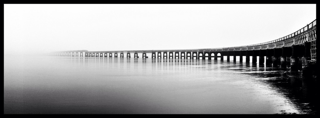 Philip Milne iphone 5 Tay Rail Bridge
